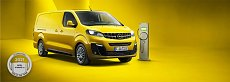 "Der neue Opel Vivaro-e ist der ""International Van of the Year 2021"" (Opel Automobile GmbH)"
